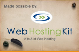 Web Hosting Kit : Web Hosting Directory